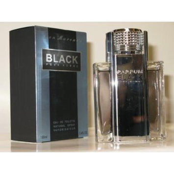 BLACK RON MARONE'S Men Eau de Toilette 3.4 Spray