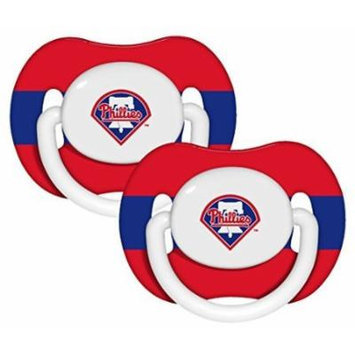 Philadelphia Phillies Pacifier - 2 Pack