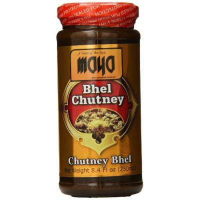Maya Bhel Chutney, 8.4 Ounce (Pack of 12)