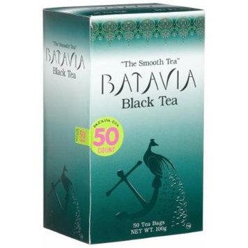 Batavia Black Tea, 50-Count Boxes (Pack of 4)