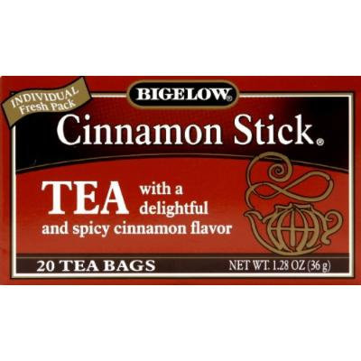 Bigelow Cinnamon Stick 20.0 CT (Pack of 3)