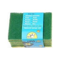Sponge, Scrubber 5 Pack Nylon-Usa (Pack Of 72)