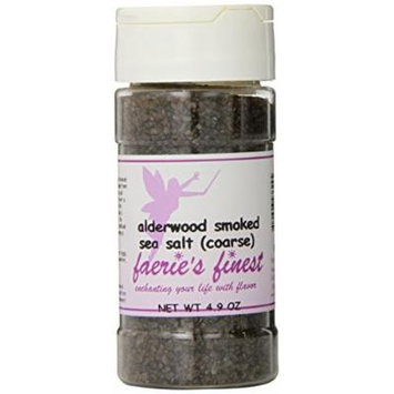 Faeries Finest Sea Salt Refill, Alderwood Smoked, 4.90 Ounce