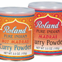 Madras Curry Powder by Roland - Hot (3.5 ounce)