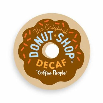 Coffee People's Donut Shop DeCaf Blend 48 K Cup Count