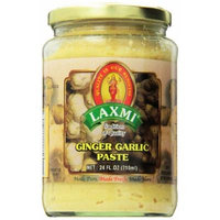 Laxmi Paste, Ginger Garlic, 24 Ounce