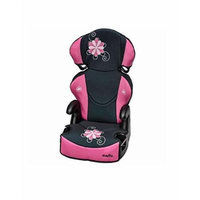 High Back Booster - This Toddler Safety Seat Is Forward Facing and Holds up to 110lbs Pink Flower Design Satisfaction Guaranteed