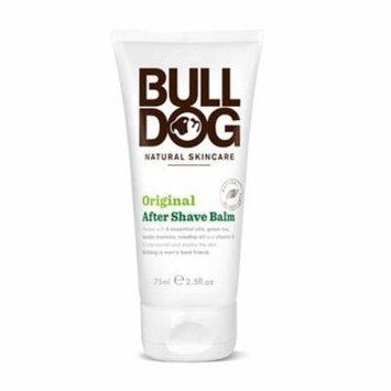 Bulldog Natural Skincare After Shave Balm - Original - 2.5 oz Pack Of - 2
