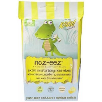 Natural Essentials Noz-eez, Mellow Melon, 32 Count (Pack of 3)