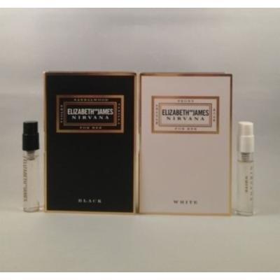 Elizabeth and James Nirvana for Her Black & White EDP 2 Ml/.07 Oz Spray Sample Vial