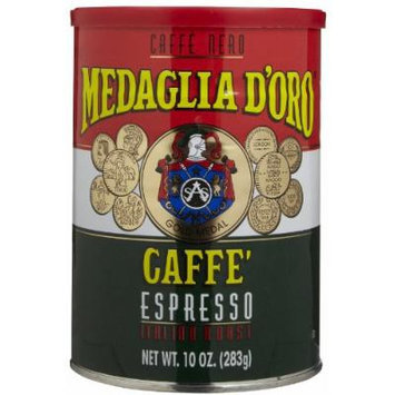 Medaglia D' Oro D'Oro Regular Coffee, Can-10 oz
