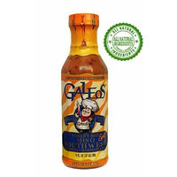 Galeos New All Natural Miso Southwest Dressing 13 Ounce Bottle (Pack of 6)