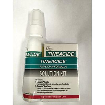 Tineacide Solution Kit