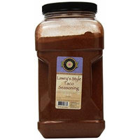 Spice Appeal Lawry's Style Taco Seasoning, 80 Ounce