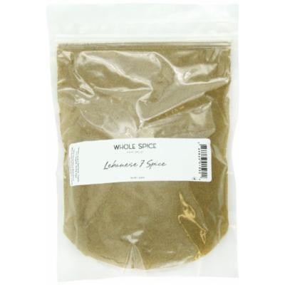 Whole Spice Lebanese Spice, 1 Pound