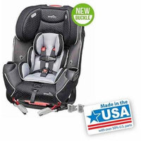 Evenflo Platinum Symphony LX All-In-One Convertible Car Seat - Jordan
