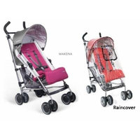 Uppa Baby G-Luxe Stroller WITH Raincover (Makena)