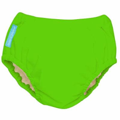 Charlie Banana Best Extraordinary Reusable Training Pants (X-Large, Green)