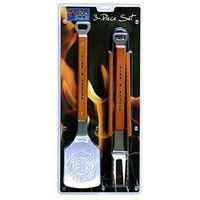 Fire and Rescue Scramble 3-Piece BBQ Grill Tool Set