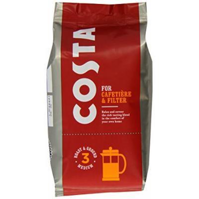Costa - For Cafetiére & Filter - Packet - 200g