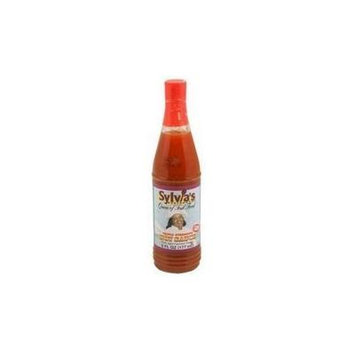 Sylvia Triple Hot Sauce (12X6Oz )
