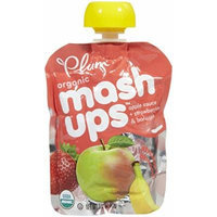 Plum Organics Plum Kids Strawberry Banana Organic Mashups Fruit Mashups 4 (3.17 oz.) pouches