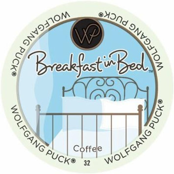 Wolfgang Puck Breakfast In Bed Coffee Single Serve Cups for Keurig K cup Brewer (72 count)
