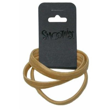 Smoothies Wide Flat Seamless Pony-Blond 00699