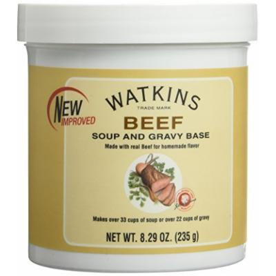 Watkins Beef Soup and Gravy Base 8.29oz