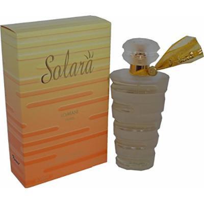 Solara By Lomani Perfume for Women 3.3 Oz / 100 Ml EDP Spray