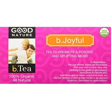 Good Nature Organic B Joyful Tea, 1.4 Ounce