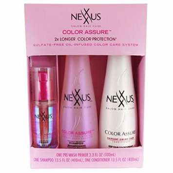 Nexxus Salon Hair Care, Color Assure Multi-pack