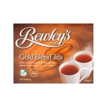 Bewley's Gold Blend Tea Bags 80's