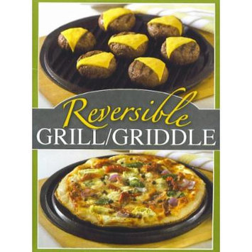 Nordicware Reversible Grill and Griddle Designed for Gas, Electric, Glass or Grill Surface
