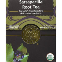 Sarsaparilla Tea - Organic Herbs - 18 Bleach Free Tea Bags