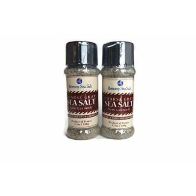 Sea Salt Grinder Coarse Gray Sea Salt in Grinder Multipack of 2