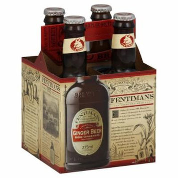 Fentimans Ginger Beer 9.3 oz. 4-Count (Pack of 6)