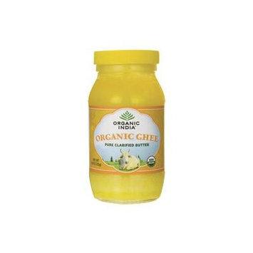 Organic India Organic Ghee Pure Clarified Butter -- 8.8 oz