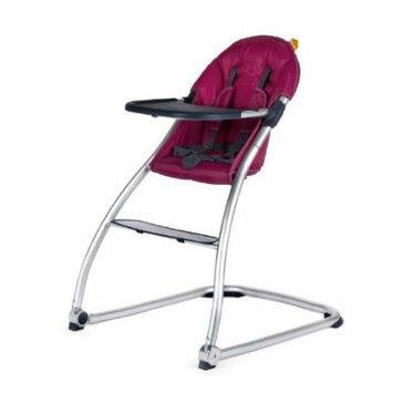 BabyHome Eat High Chair, Purple