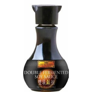 Lee Kum Kee Double Fermented Soy Sauce 5.1 Oz (Pack of 3)