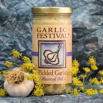 Mustard Dill Pickled Garlic (8 oz.)