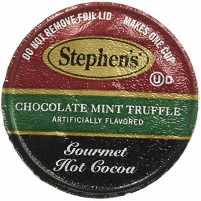 Stephen's Gourmet Hot Cocoa, Chocolate Mint Truffle - 16 Count Single Serving Cup