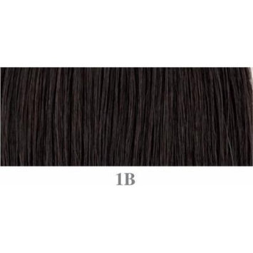 Outre Purple Pack 100% Human Hair Weave (12 inches, 1(Jet Black))