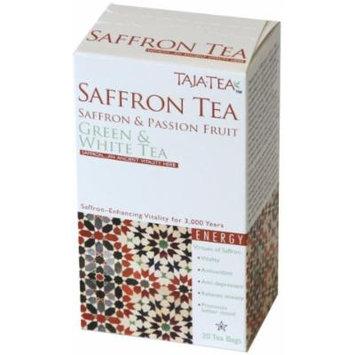Saffron Green & White Tea (12 pack)