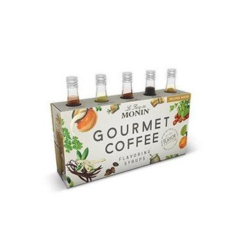 Monin Gourmet Coffee Collection