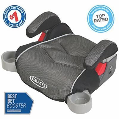 Graco TurboBooster Backless Convertible Car Seat with Cup Holders, Galaxy - Great Booster with Comfortable Cushion Base and Height-adjustable Armrests for Infants and Toddlers - Good Investment
