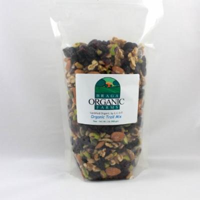 Braga Organic Farms Trail Mix, 2 Pound