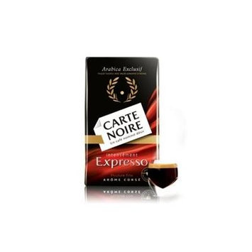 2 Packs Carte Noire Espresso Ground Coffee 8.8oz/250g