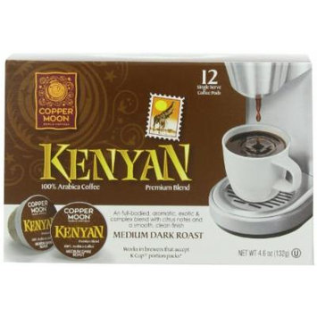 Copper Moon Aroma-Cup, Kenyan, 12 Count