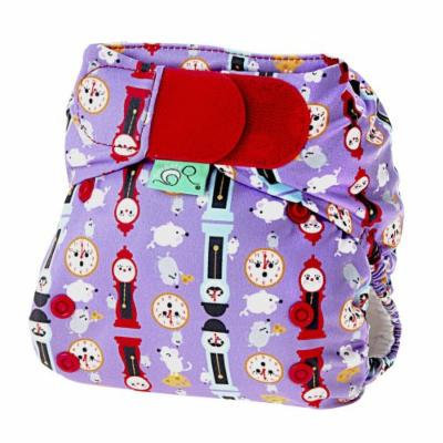 Tots Bots Easy Fit Cloth Diaper One Size V4 (Hickory Dickory Dock)